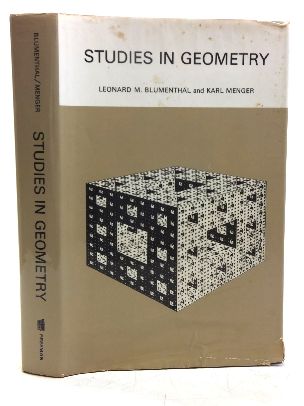 Photo of STUDIES IN GEOMETRY- Stock Number: 2118966