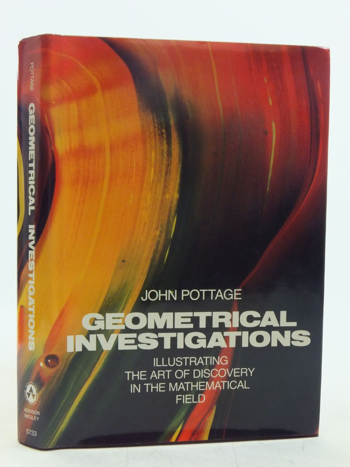 Photo of GEOMETRICAL INVESTIGATIONS ILLUSTRATING THE ART OF DISCOVERY IN THE MATHEMATICAL FIELD- Stock Number: 2119037