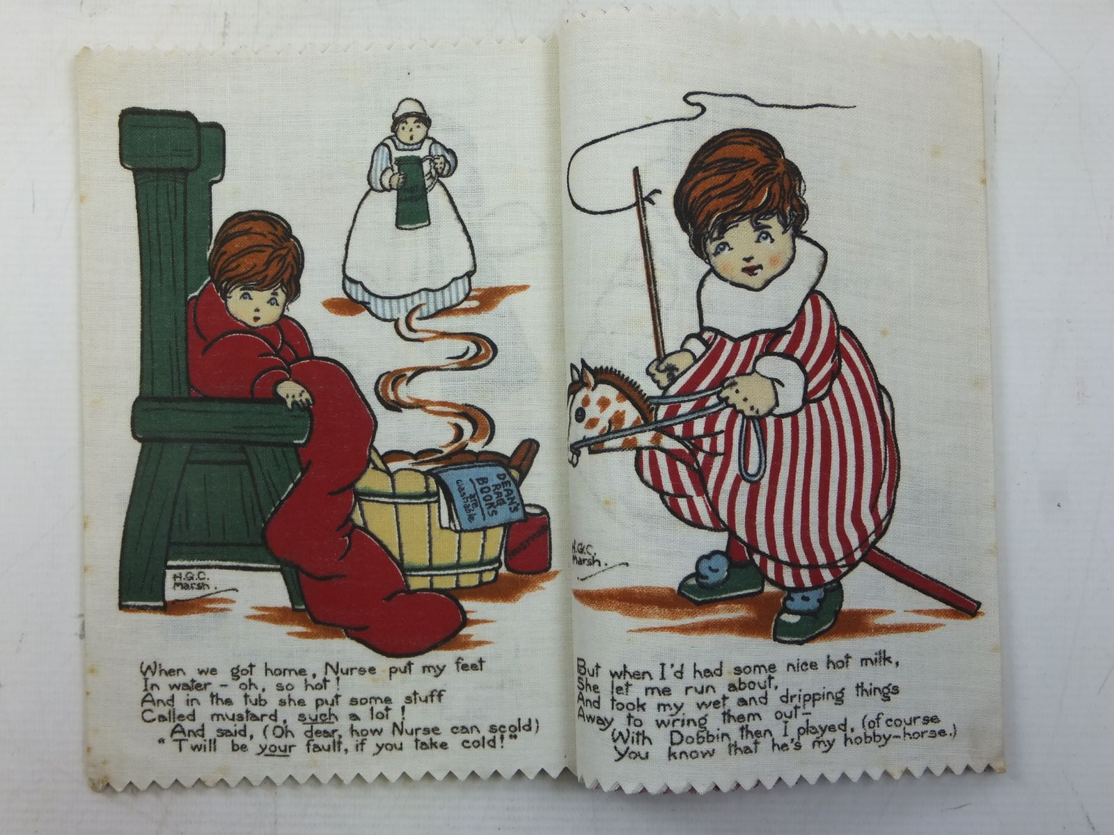 Photo of BABY'S DIARY illustrated by Marsh, H.G.C. published by Dean's Rag Book Co. Ltd. (STOCK CODE: 2119204)  for sale by Stella & Rose's Books