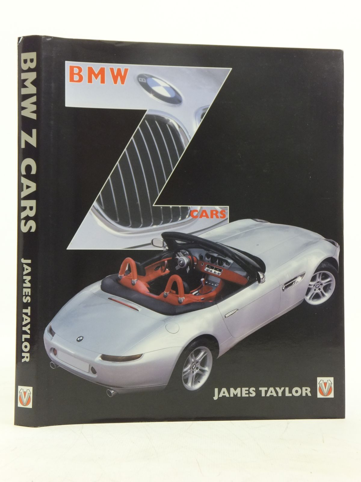 Photo of BMW Z CARS written by Taylor, James published by Veloce Publishing (STOCK CODE: 2119289)  for sale by Stella & Rose's Books
