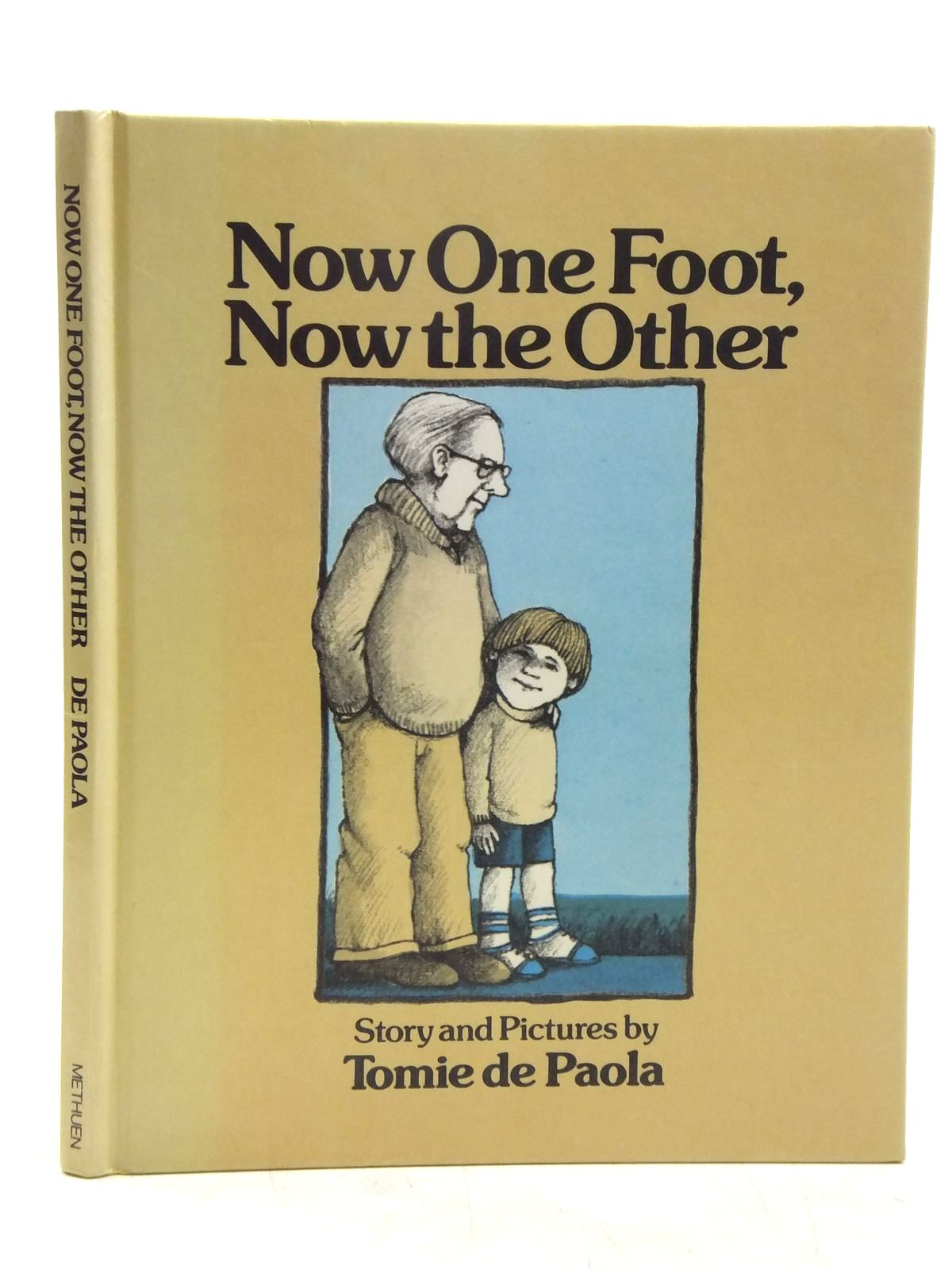 Photo of NOW ONE FOOT, NOW THE OTHER written by De Paola, Tomie illustrated by De Paola, Tomie published by Methuen Children's Books (STOCK CODE: 2119352)  for sale by Stella & Rose's Books