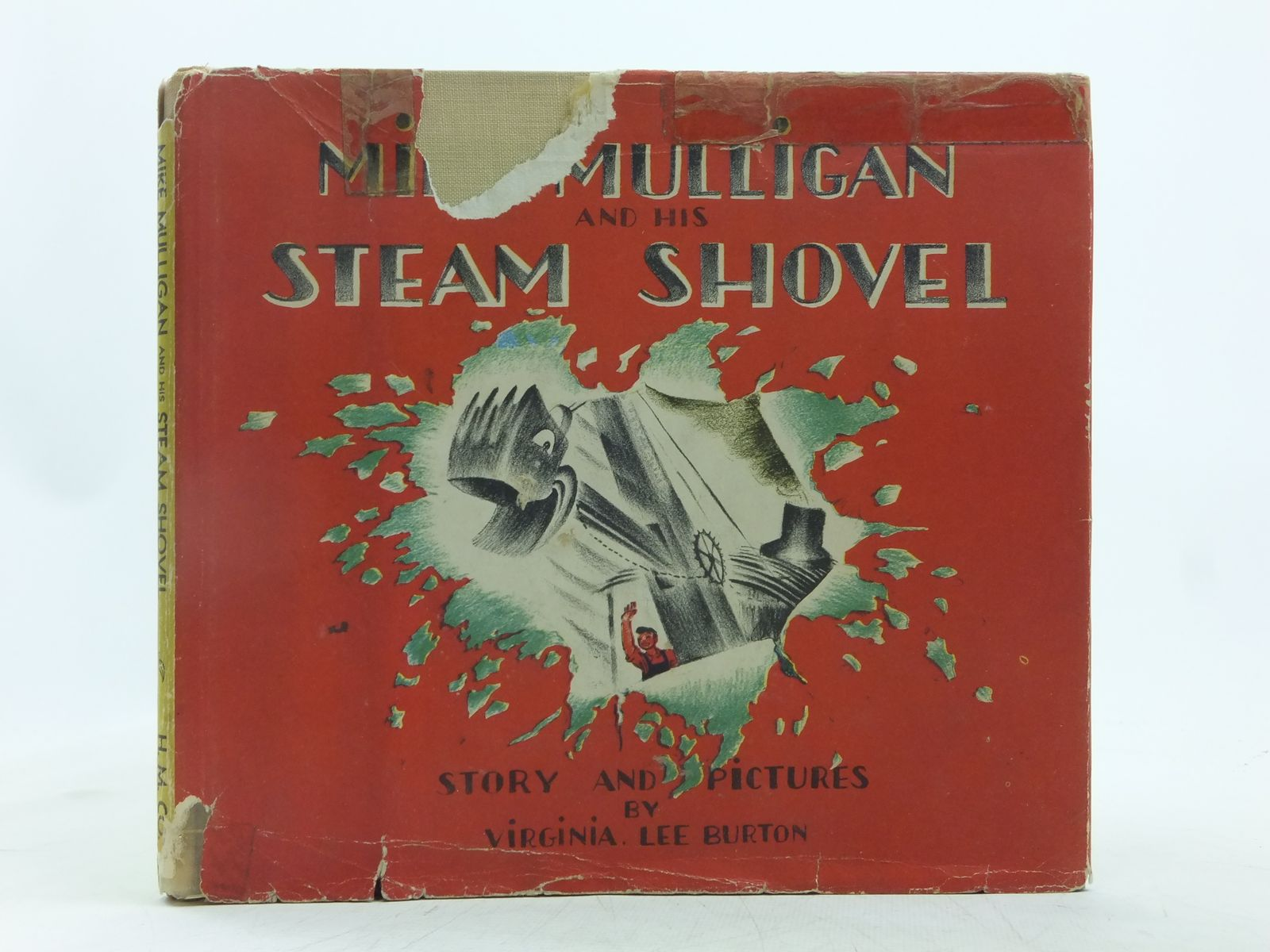 Photo of MIKE MULLIGAN AND HIS STEAM SHOVEL- Stock Number: 2119368