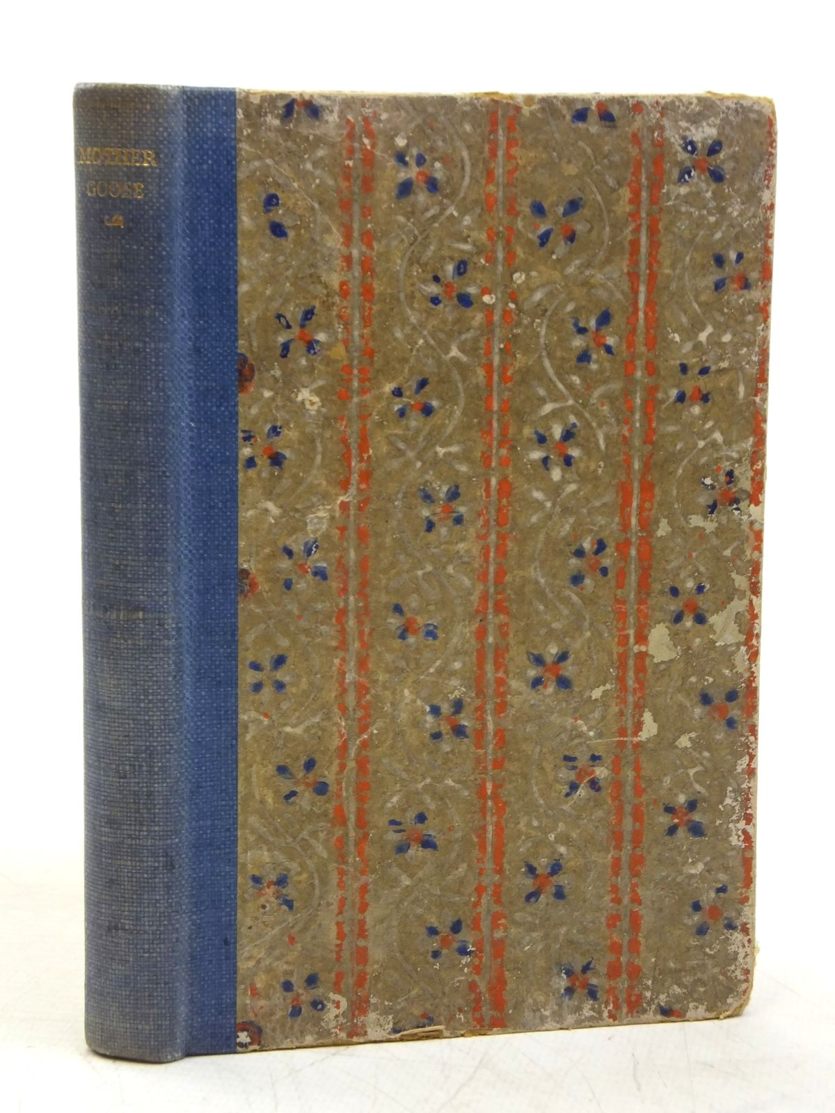 Photo of HISTORIES OR TALES OF PAST TIMES TOLD BY MOTHER GOOSE WITH MORALS- Stock Number: 2119370