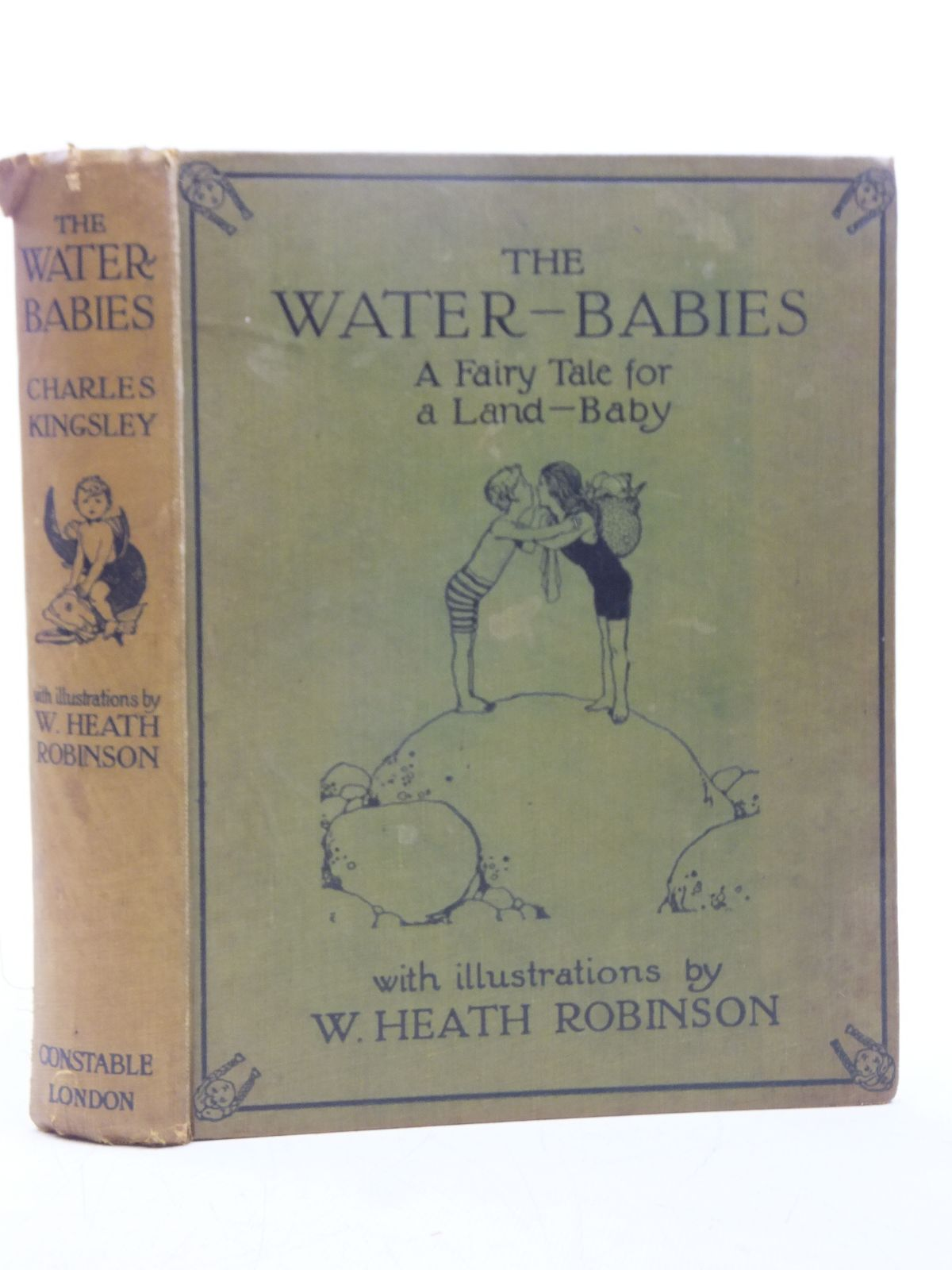 Photo of THE WATER-BABIES- Stock Number: 2119373