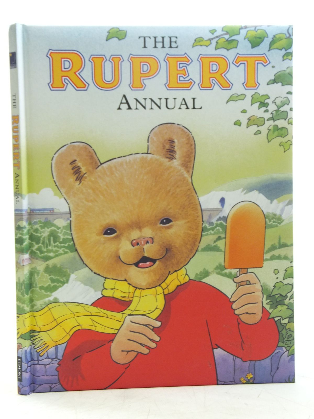 Photo of RUPERT ANNUAL 2008 written by Trotter, Stuart<br />Bowles, Anna illustrated by Trotter, Stuart published by Egmont Uk Limited (STOCK CODE: 2119406)  for sale by Stella & Rose's Books