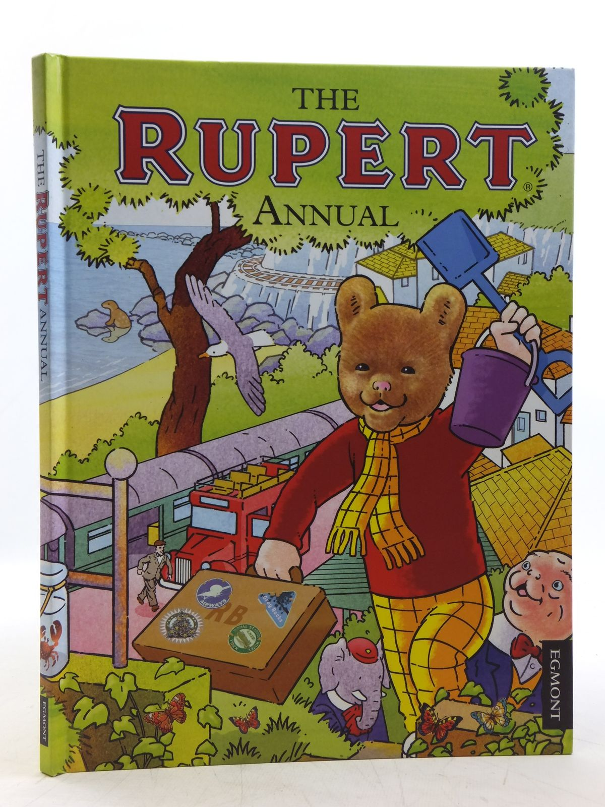 Photo of RUPERT ANNUAL 2012- Stock Number: 2119516
