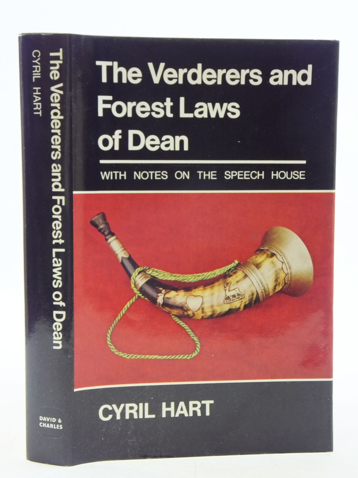 Photo of THE VERDERERS AND FOREST LAWS OF DEAN- Stock Number: 2119647