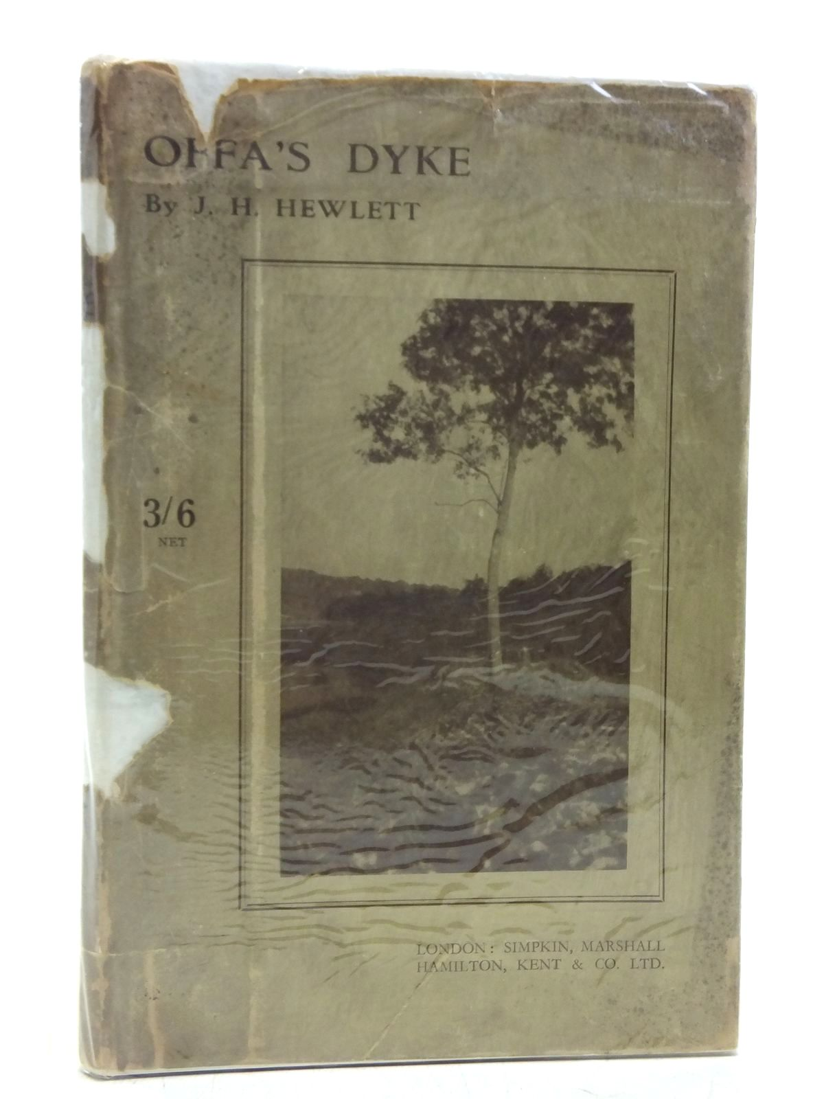 Photo of OFFA'S DYKE written by Hewlett, J.H. published by Simpkin, Marshall (STOCK CODE: 2119733)  for sale by Stella & Rose's Books