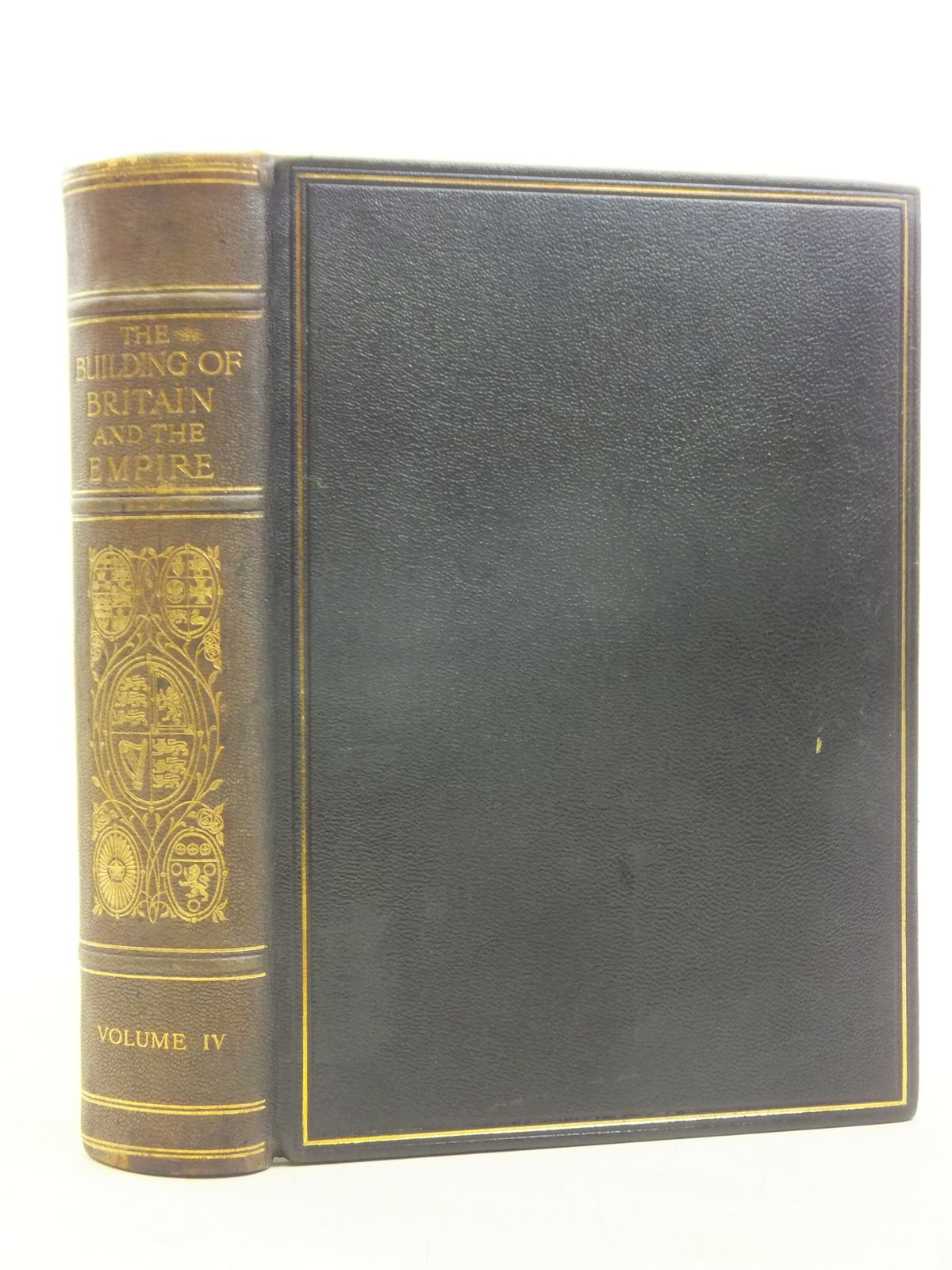 Photo of THE BUILDING OF BRITAIN AND THE EMPIRE - VOLUME IV written by Traill, H.D.<br />Mann, J.S. published by The Waverley Book Company Ltd. (STOCK CODE: 2119941)  for sale by Stella & Rose's Books