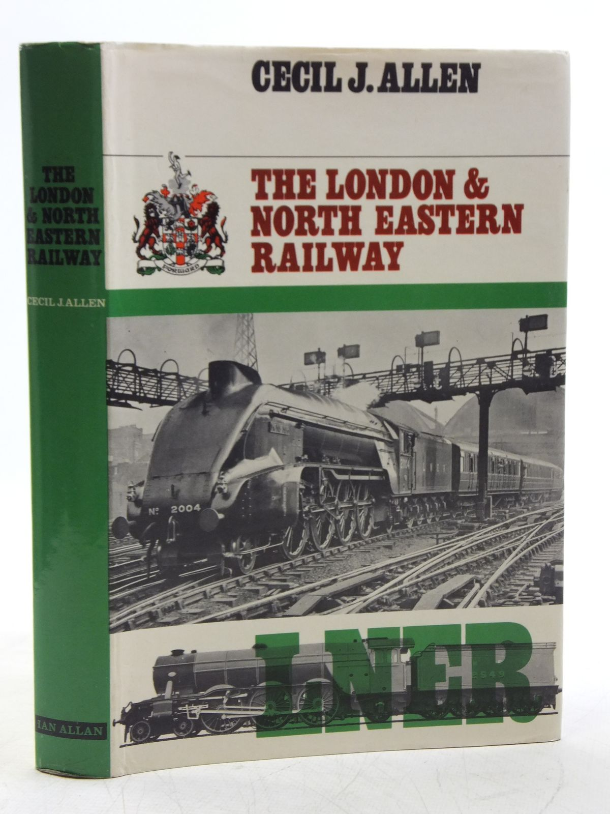Photo of THE LONDON & NORTH EASTERN RAILWAY- Stock Number: 2120151