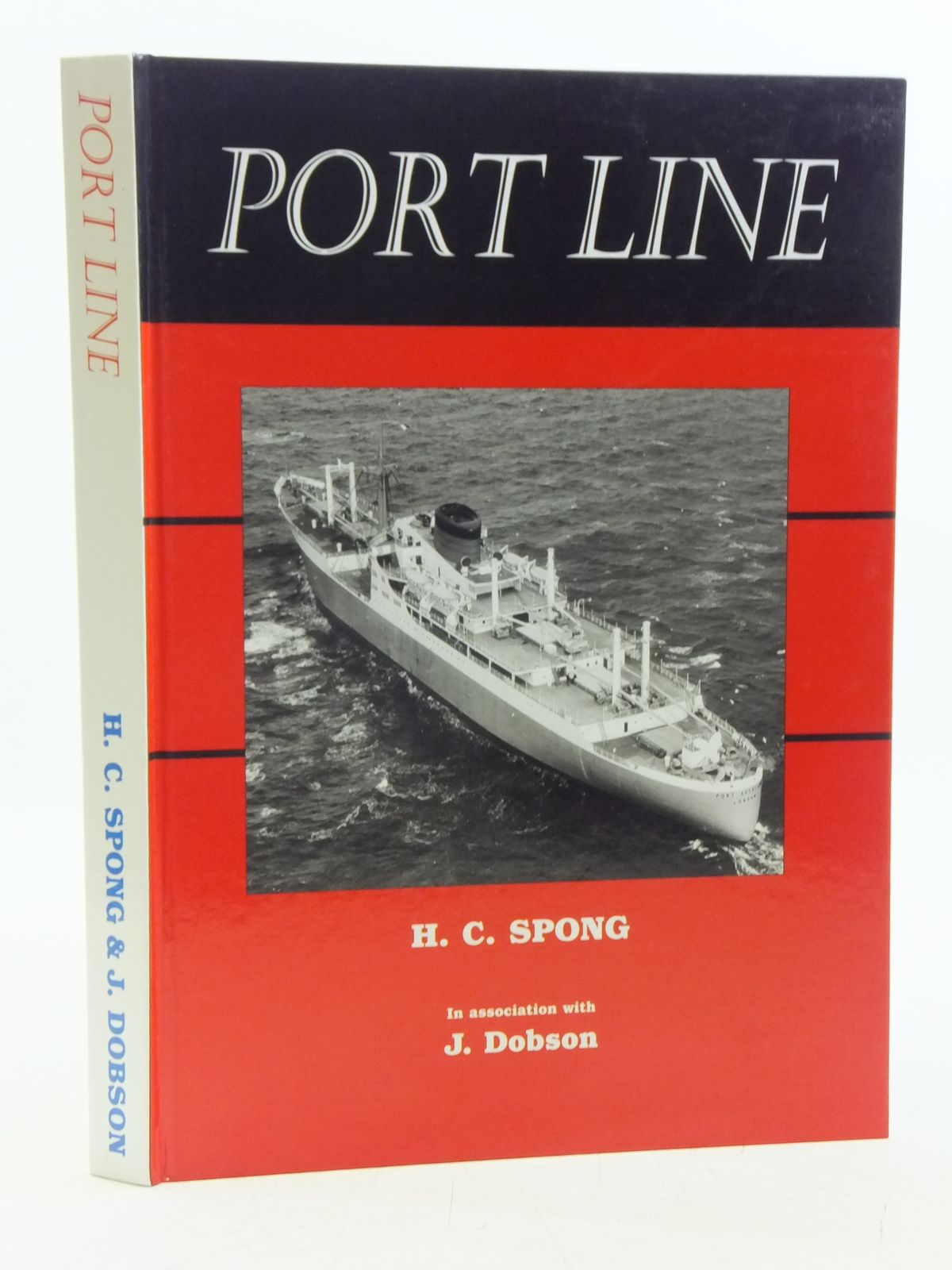 Photo of PORT LINE written by Spong, H.C.<br />Dobson, J. published by World Ship Society (STOCK CODE: 2120165)  for sale by Stella & Rose's Books