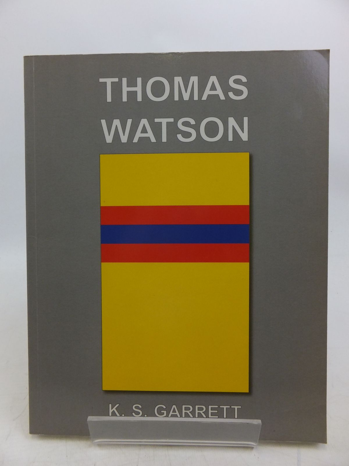 Photo of THOMAS WATSON (SHIPPING) LIMITED written by Garrett, K.S. published by World Ship Society (STOCK CODE: 2120245)  for sale by Stella & Rose's Books