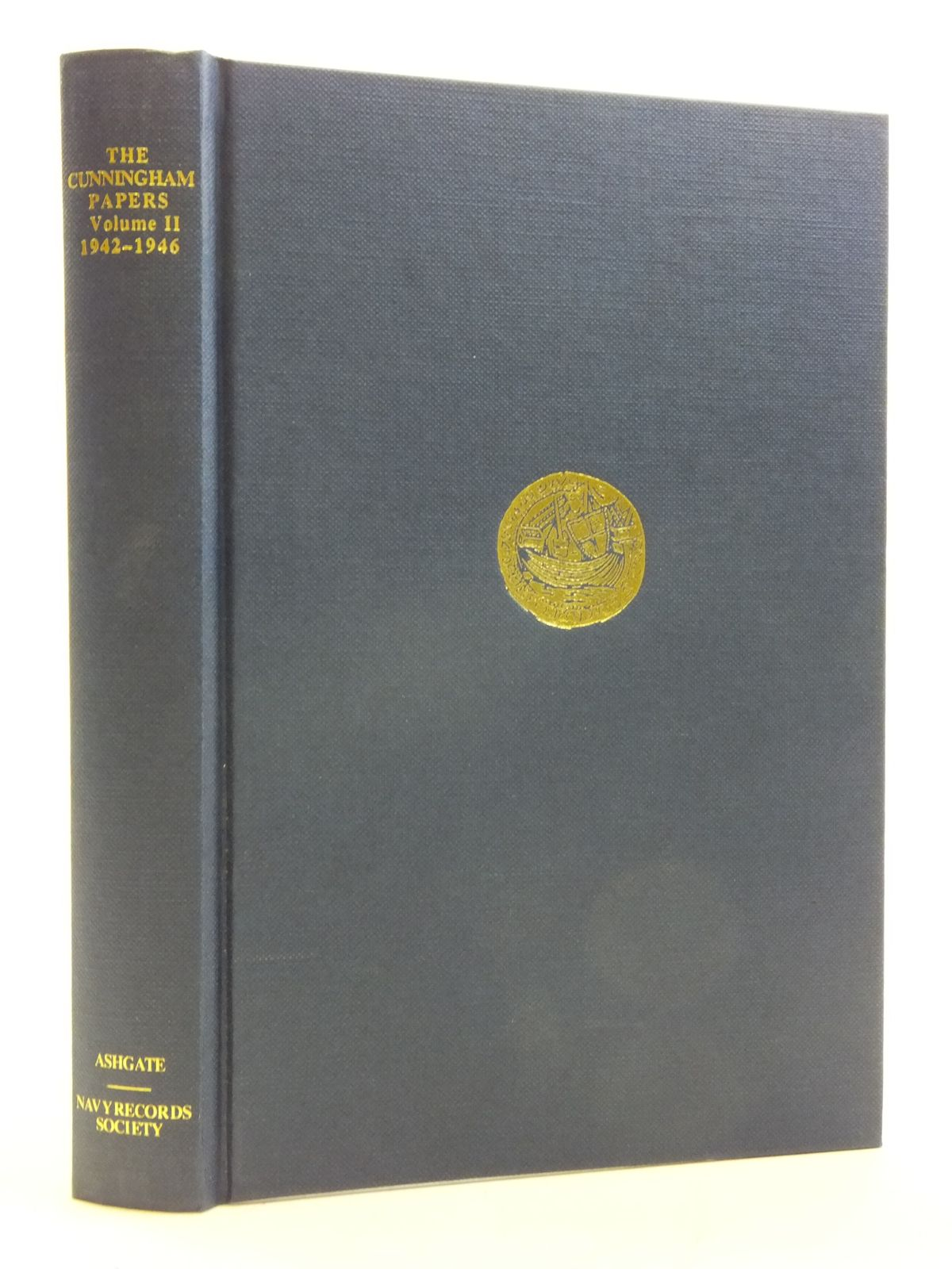 Photo of THE CUNNINGHAM PAPERS VOLUME II THE TRIUMPH OF ALLIED SEA POWER 1942-1946- Stock Number: 2120386