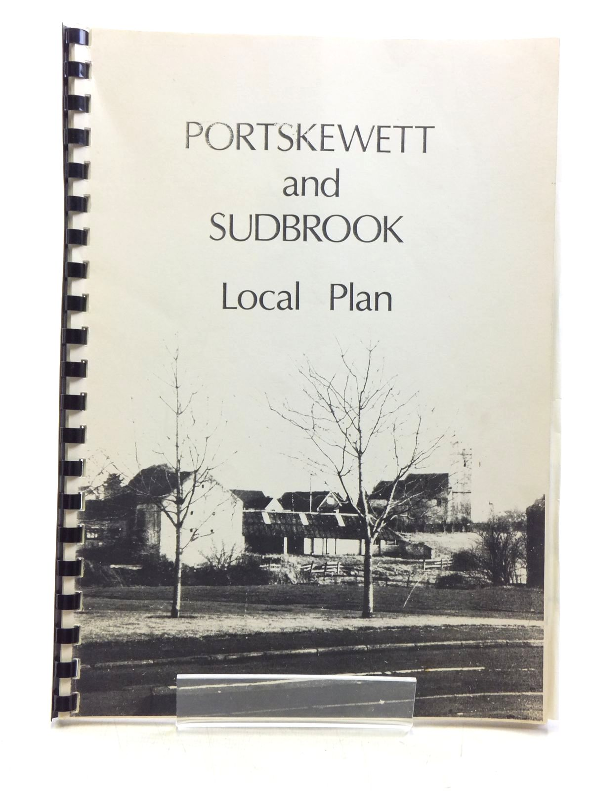 Photo of PORTSKEWETT AND SUDBROOK LOCAL PLAN written by Griffith, G. Davies, T.G. published by Monmouth District Council (STOCK CODE: 2120395)  for sale by Stella & Rose's Books