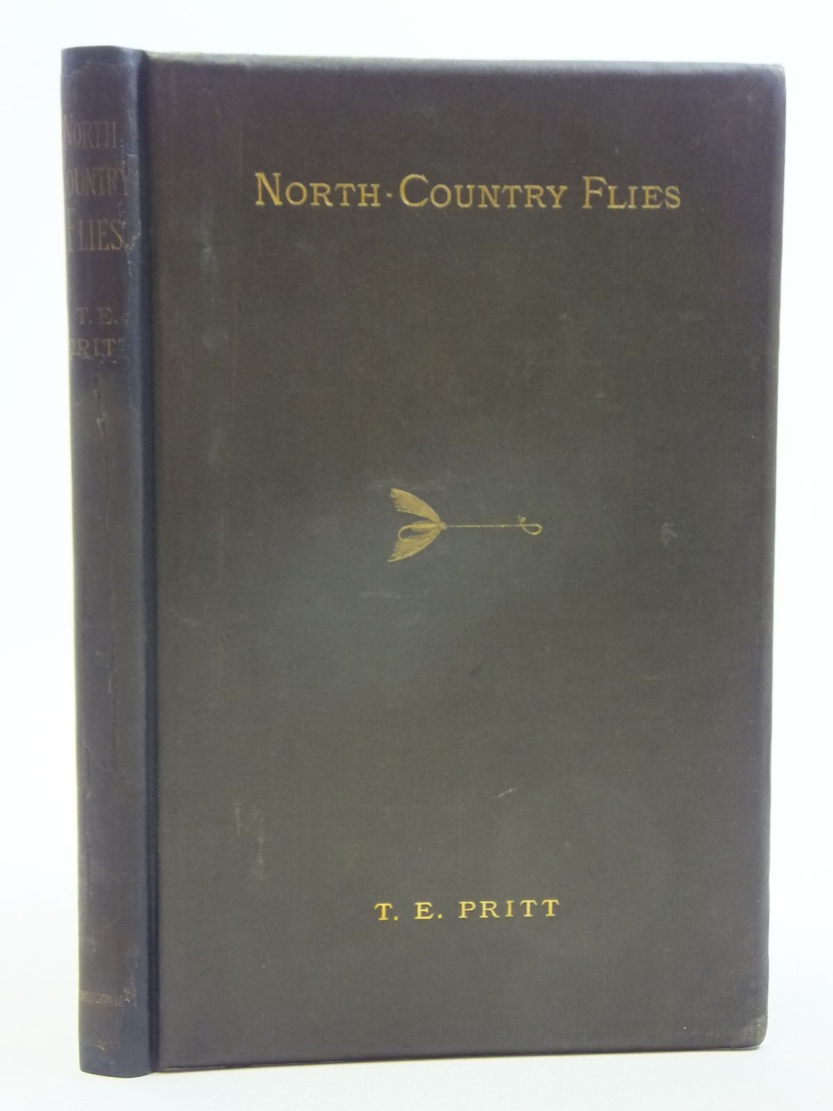 Photo of NORTH-COUNTRY FLIES written by Pritt, T.E. published by Sampson Low, Marston, Searle, & Rivington (STOCK CODE: 2120449)  for sale by Stella & Rose's Books