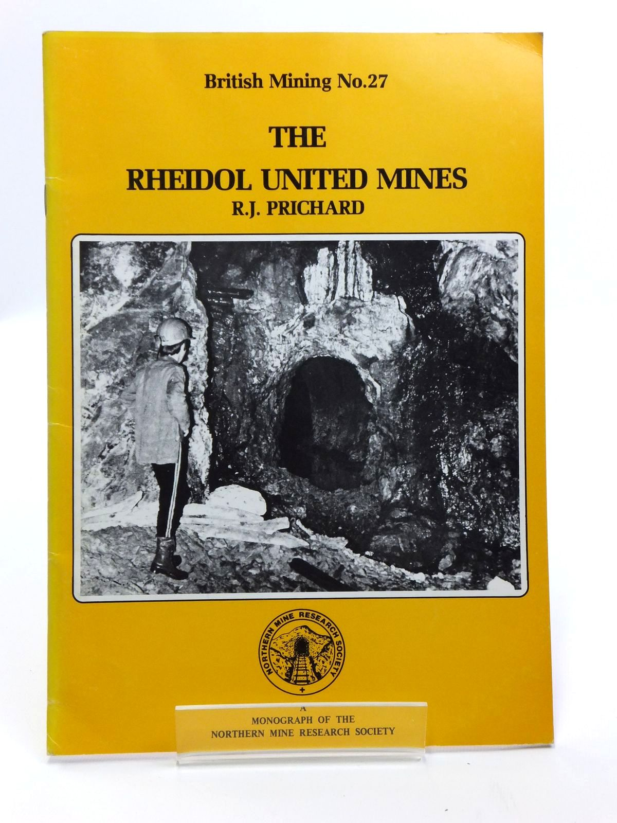 Photo of THE RHEIDOL UNITED  MINES- Stock Number: 2120654