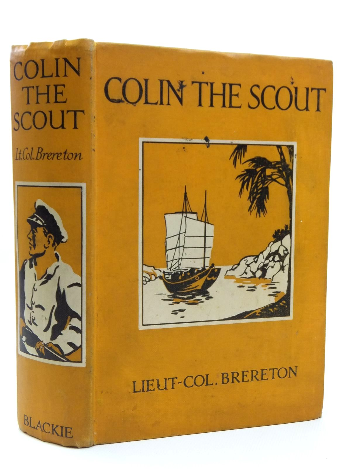Photo of COLIN THE SCOUT- Stock Number: 2120751