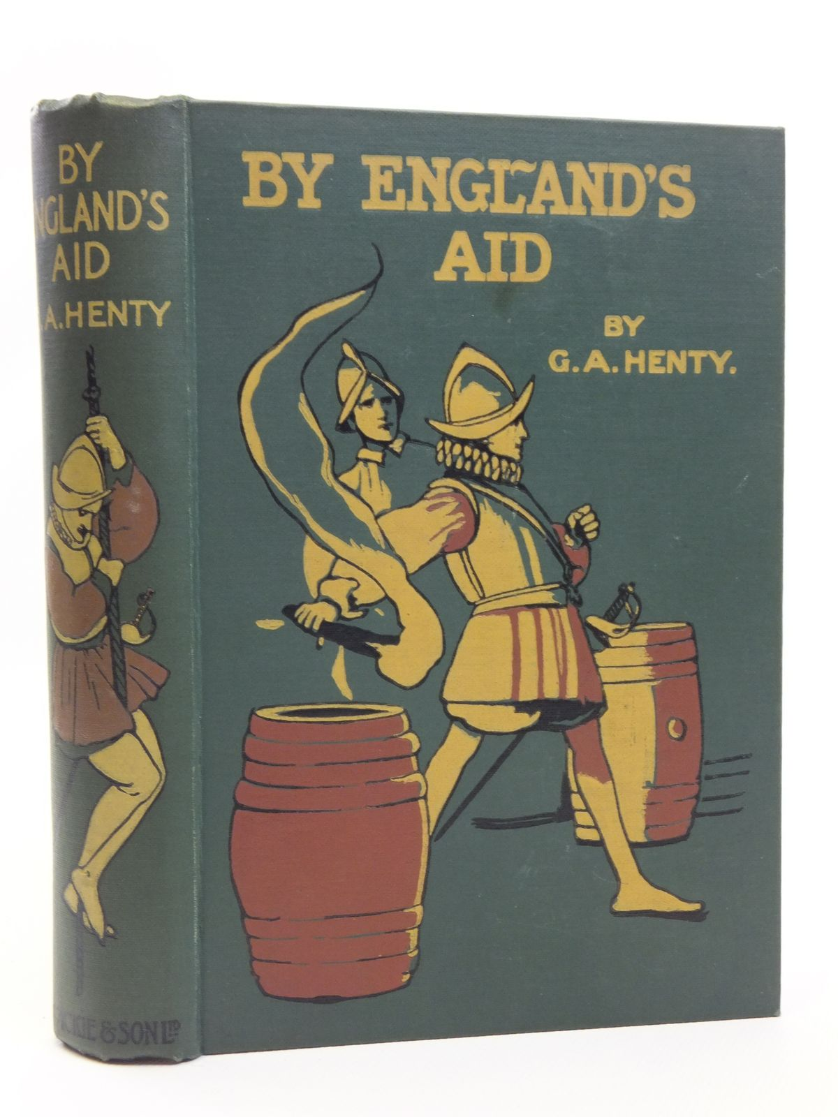 Photo of BY ENGLAND'S AID- Stock Number: 2120762