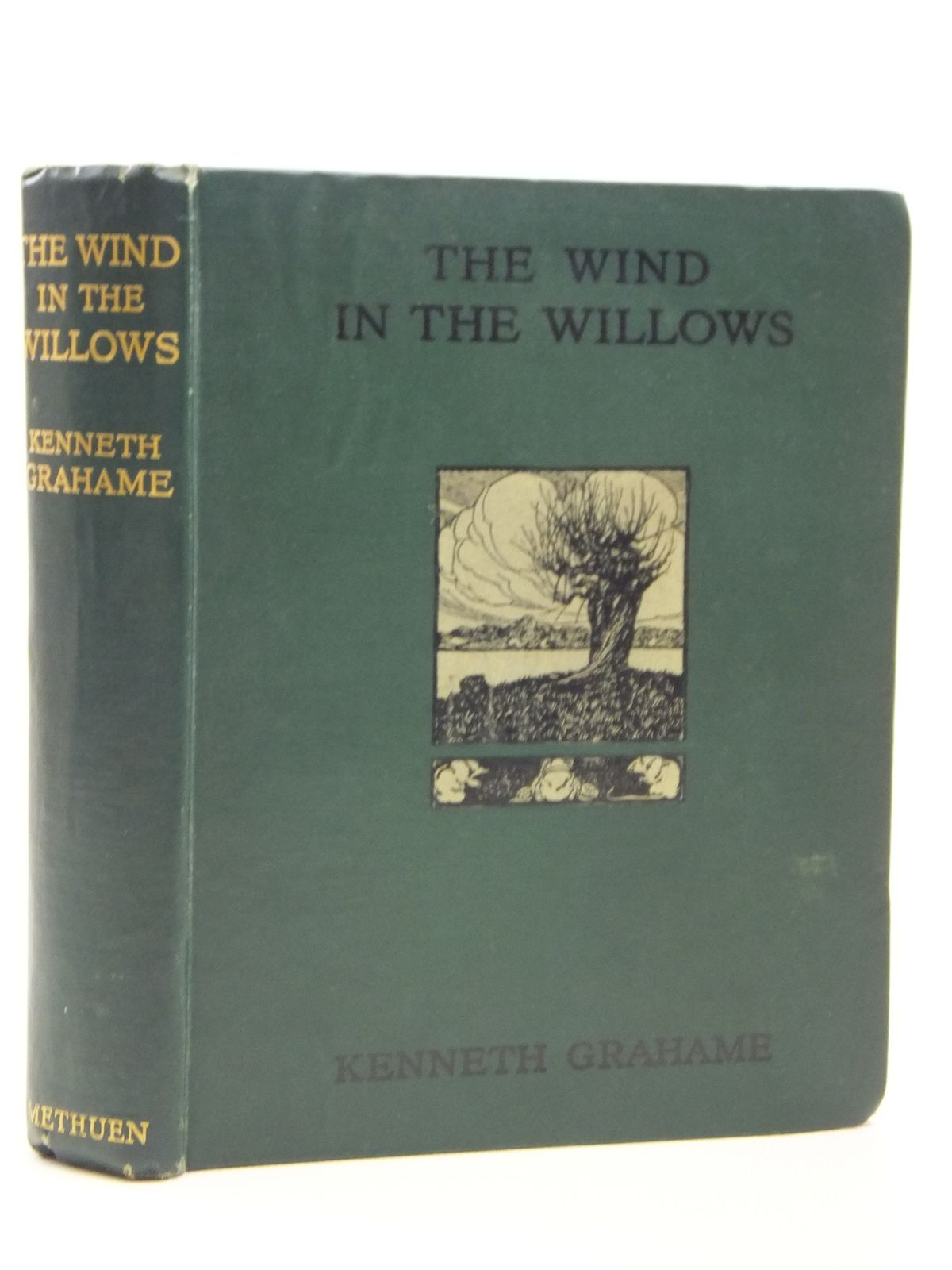 Photo of THE WIND IN THE WILLOWS- Stock Number: 2120888