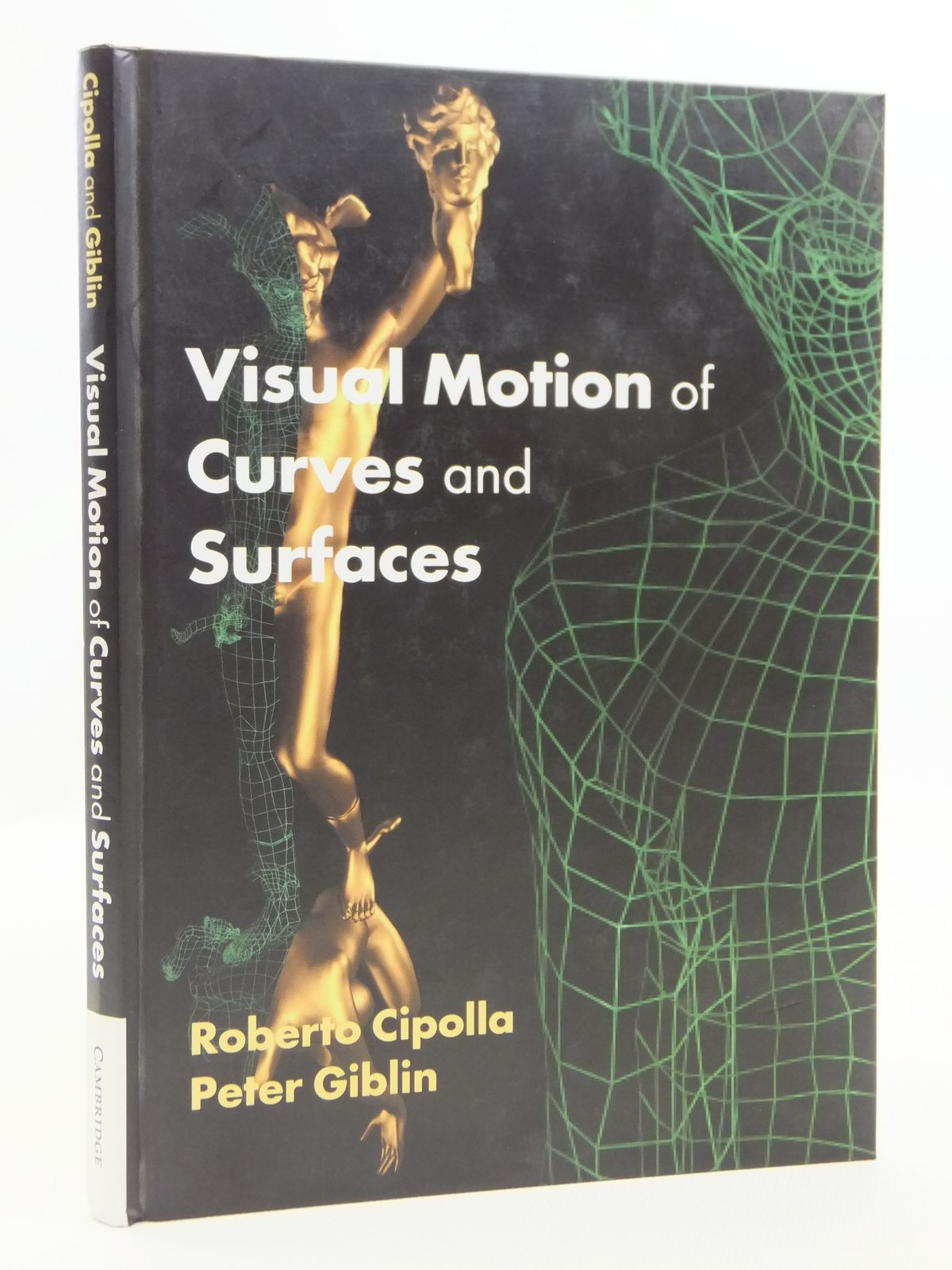 Photo of VISUAL MOTION OF CURVES AND SURFACES- Stock Number: 2121091