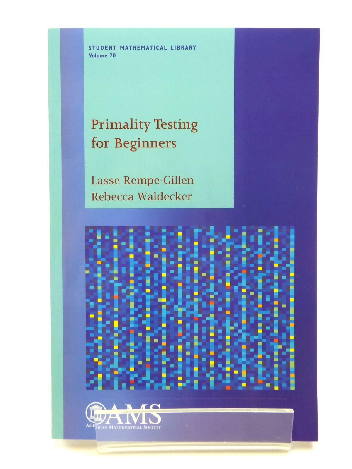 Photo of PRIMALITY TESTING FOR BEGINNERS- Stock Number: 2121161