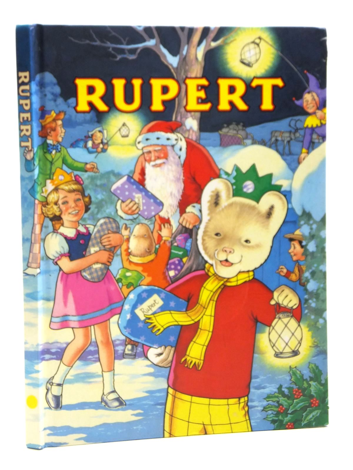 Photo of RUPERT ANNUAL 1992 written by Robinson, Ian illustrated by Harrold, John published by Annual Concepts Limited (STOCK CODE: 2121294)  for sale by Stella & Rose's Books