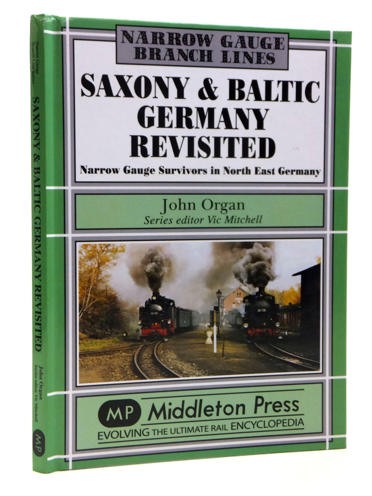 Photo of SAXONY & BALTIC GERMANY REVISITED NARROW GUAGE SURVIVORS IN NORTH EAST GERMANY- Stock Number: 2121362