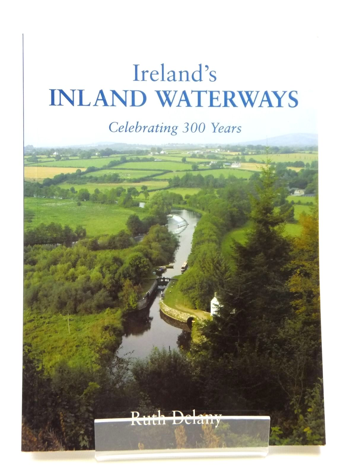 Photo of IRELAND'S INLAND WATERWAYS written by Delany, Ruth published by Appletree Press (STOCK CODE: 2121379)  for sale by Stella & Rose's Books