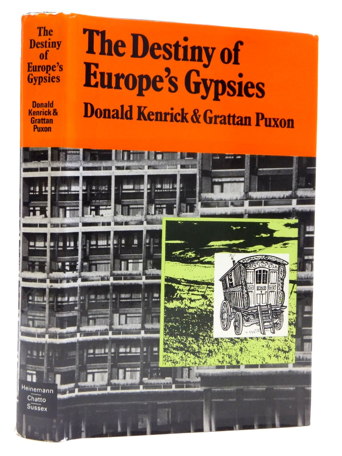 Photo of THE DESTINY OF EUROPE'S GYPSIES- Stock Number: 2121387