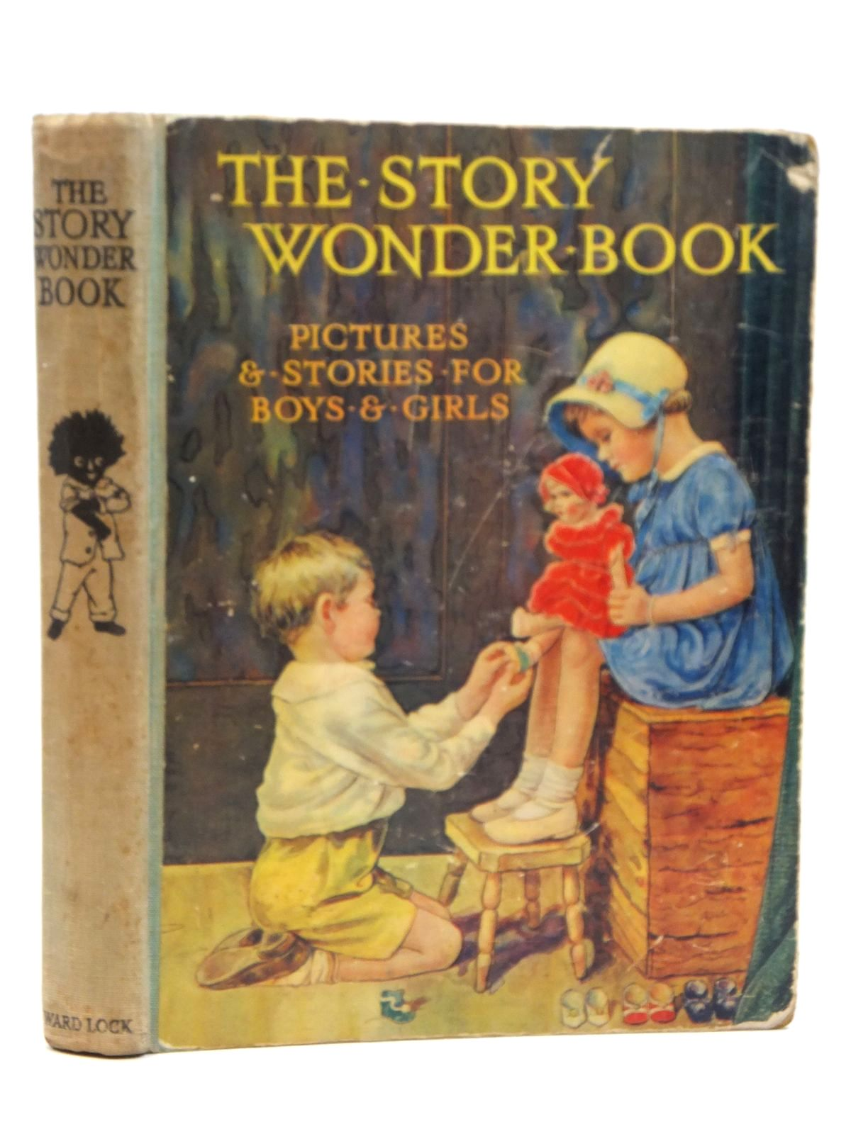 Photo of THE STORY WONDER BOOK- Stock Number: 2121588