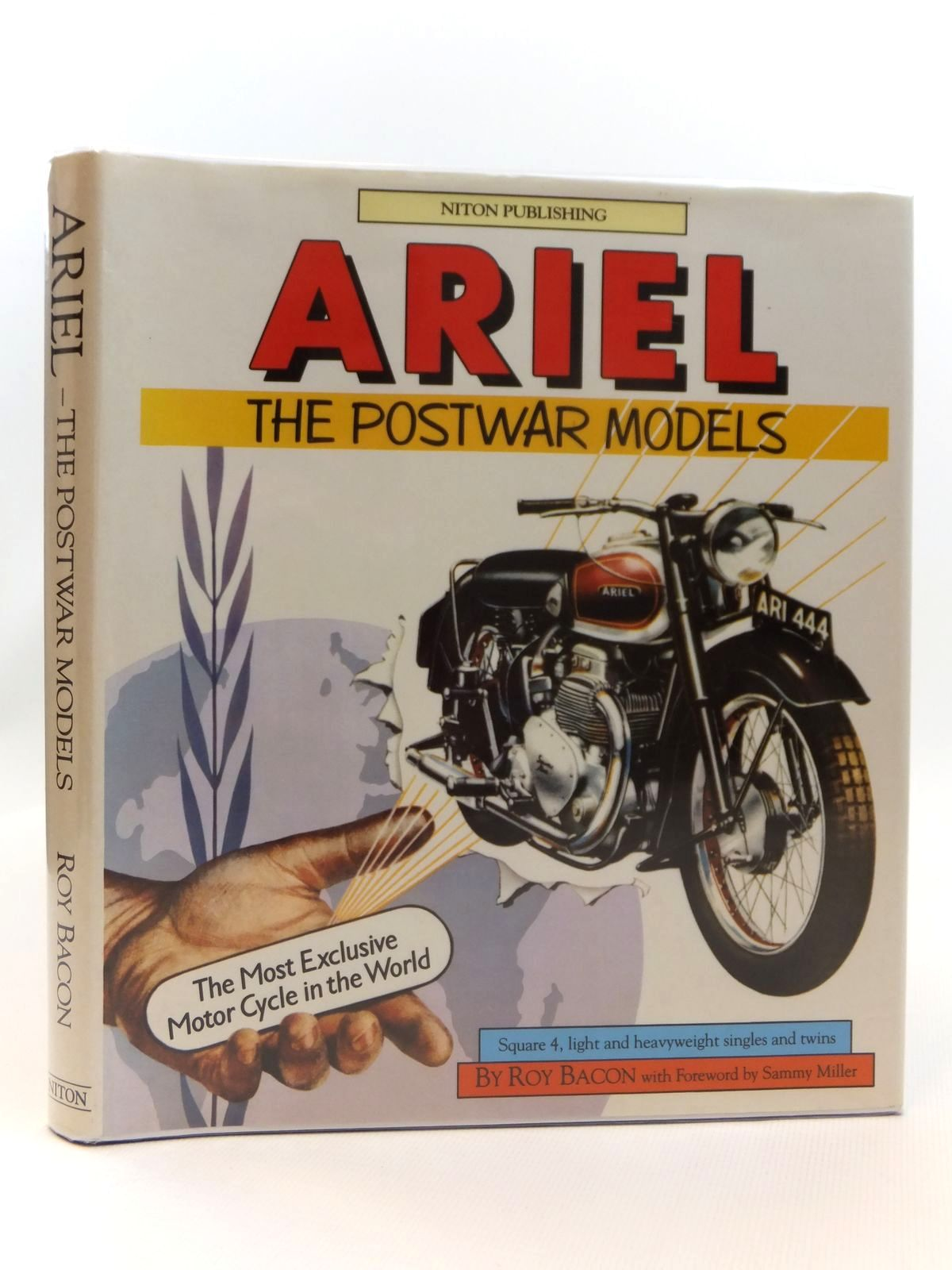 Photo of ARIEL THE POSTWAR MODELS written by Bacon, Roy published by Niton Publishing (STOCK CODE: 2121617)  for sale by Stella & Rose's Books