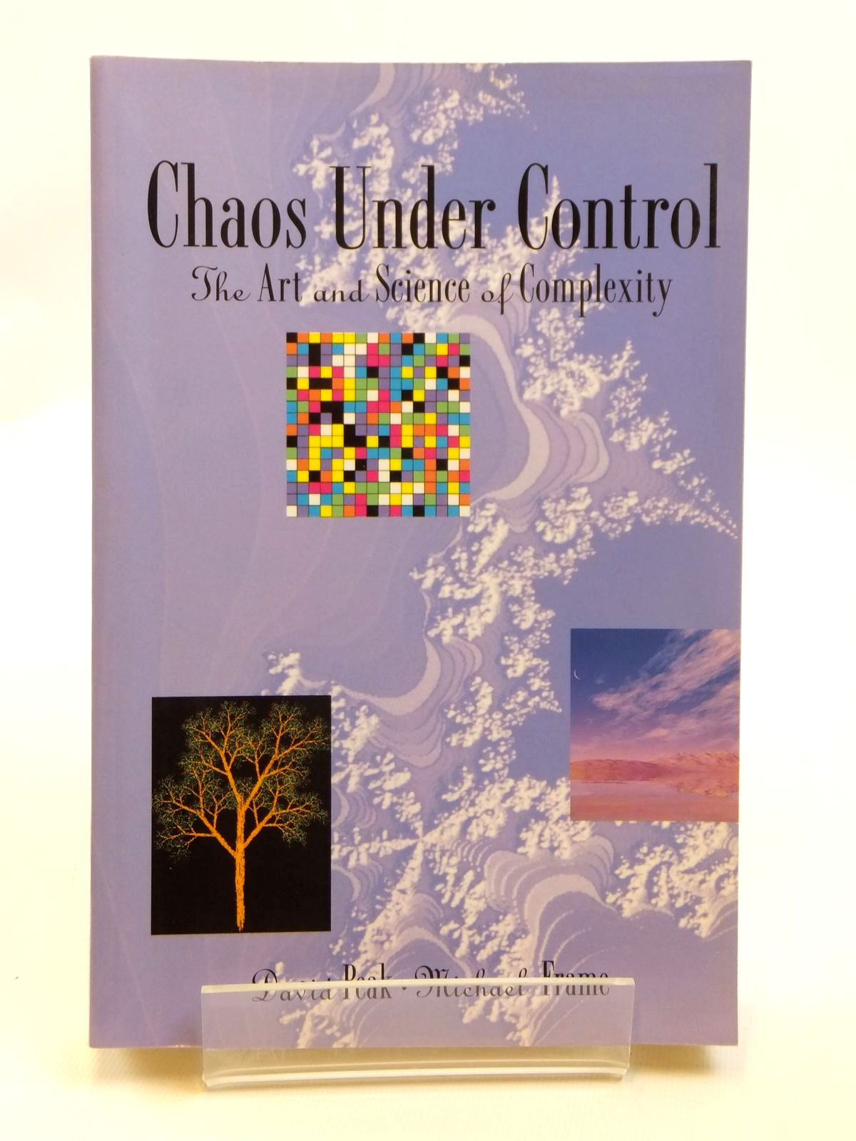 Photo of CHAOS UNDER CONTROL THE ART AND SCIENCE OF COMPLEXITY- Stock Number: 2121658