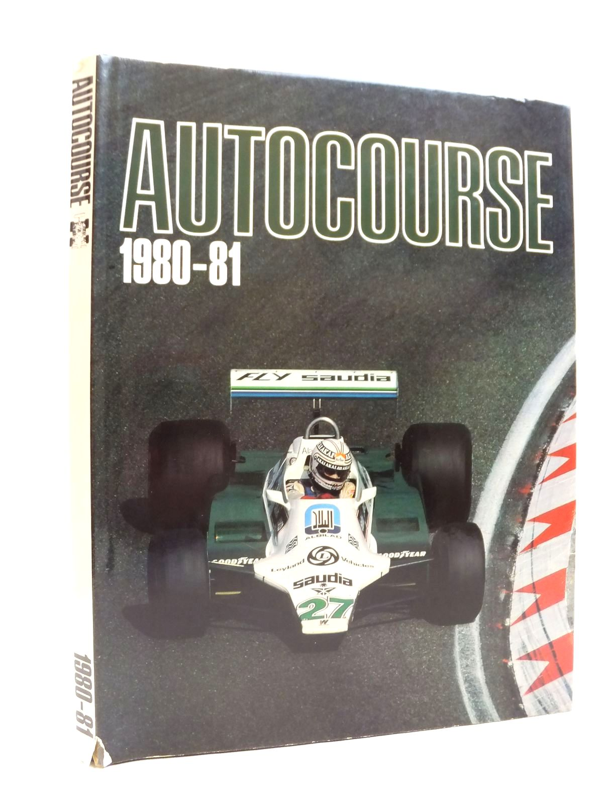 Photo of AUTOCOURSE 1980-81- Stock Number: 2121746