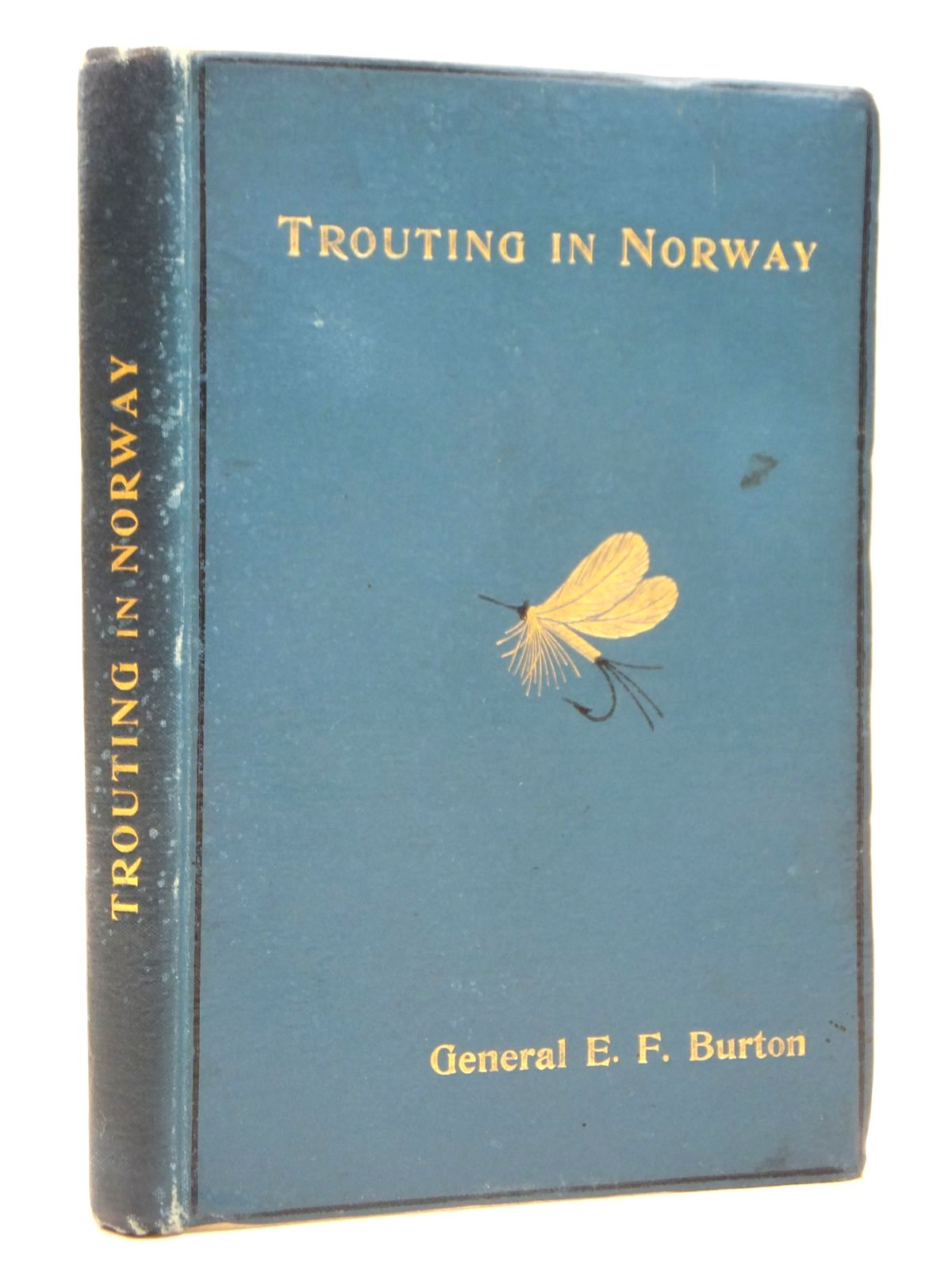 Photo of TROUTING IN NORWAY- Stock Number: 2121840