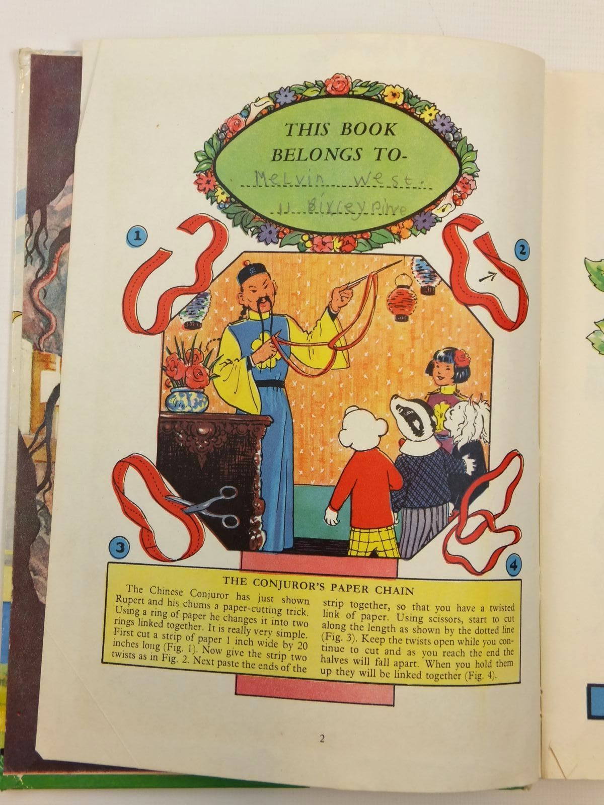 Photo of RUPERT ANNUAL 1961 written by Bestall, Alfred illustrated by Bestall, Alfred published by Daily Express (STOCK CODE: 2121870)  for sale by Stella & Rose's Books