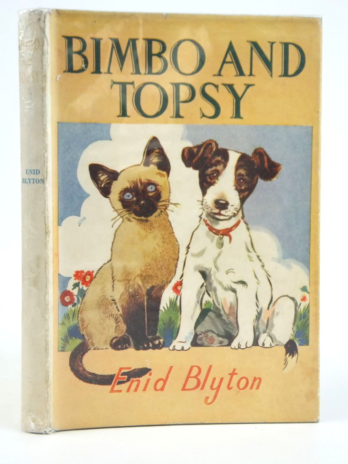 Photo of BIMBO AND TOPSY written by Blyton, Enid illustrated by Gee, Lucy published by George Newnes Ltd. (STOCK CODE: 2122044)  for sale by Stella & Rose's Books