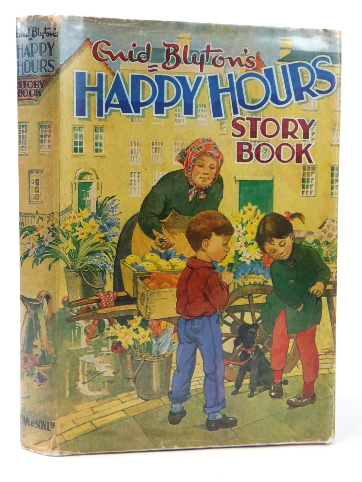 Photo of ENID BLYTON'S HAPPY HOURS STORY BOOK- Stock Number: 2122085