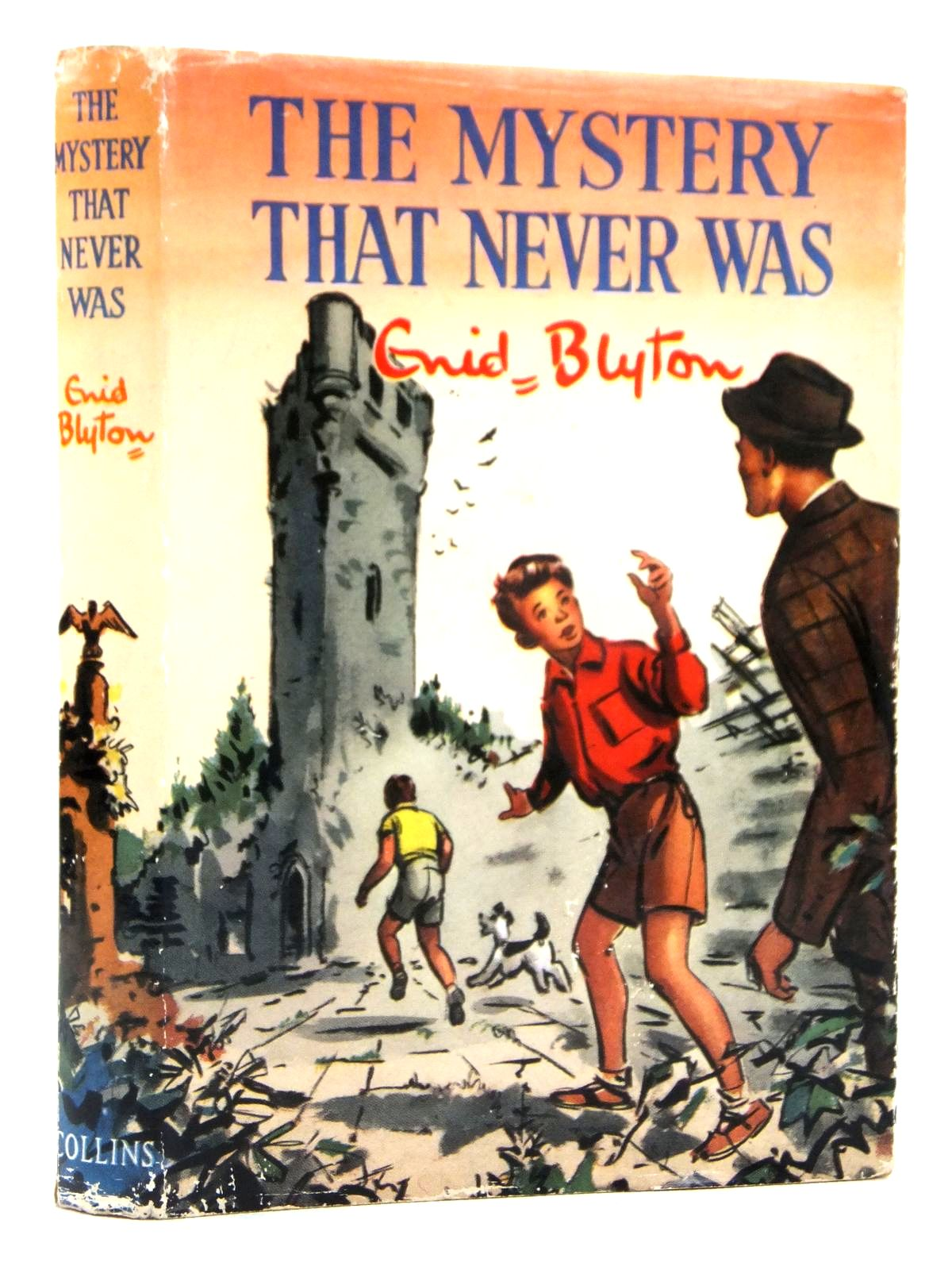 Photo of THE MYSTERY THAT NEVER WAS written by Blyton, Enid illustrated by Dunlop, Gilbert published by Collins (STOCK CODE: 2122203)  for sale by Stella & Rose's Books
