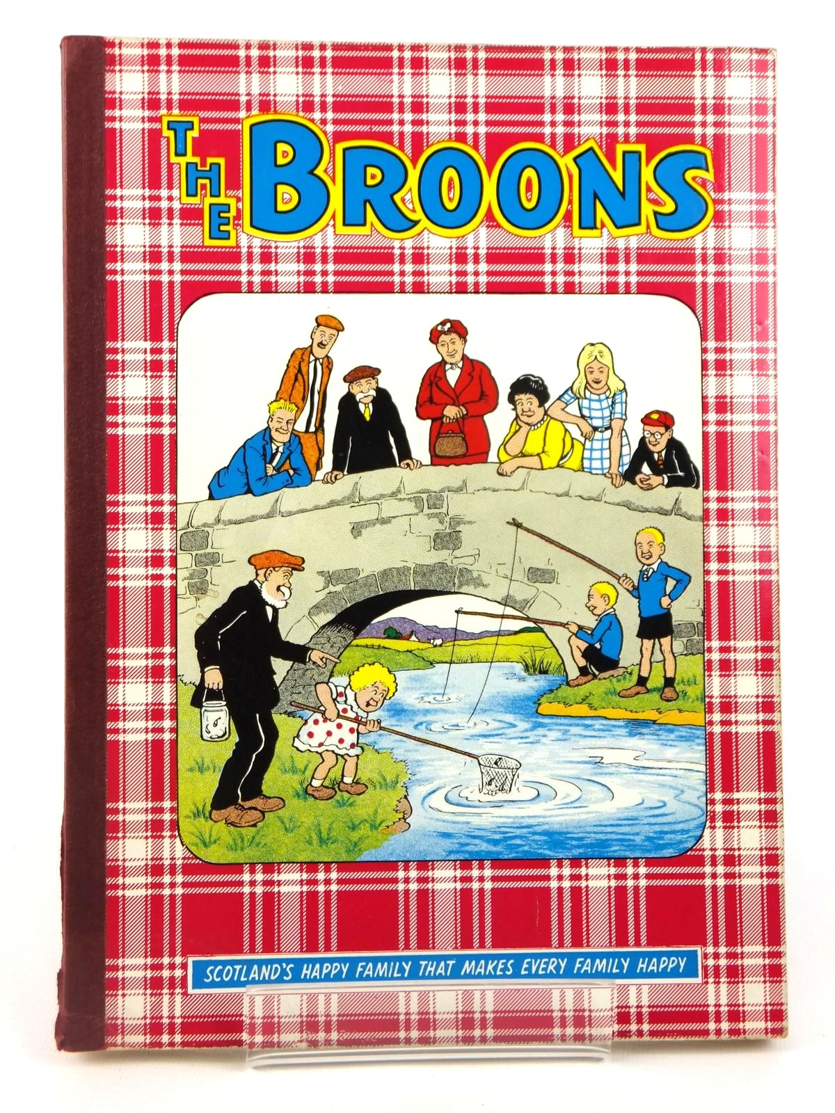 Photo of THE BROONS 1970 published by D.C. Thomson & Co Ltd. (STOCK CODE: 2122214)  for sale by Stella & Rose's Books