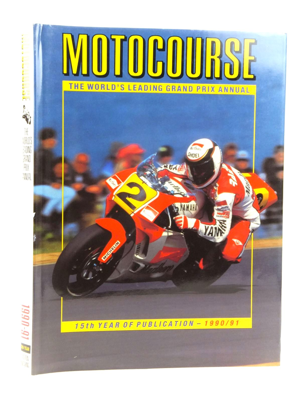 Photo of MOTOCOURSE 1990-91 published by Hazleton Publishing (STOCK CODE: 2122231)  for sale by Stella & Rose's Books