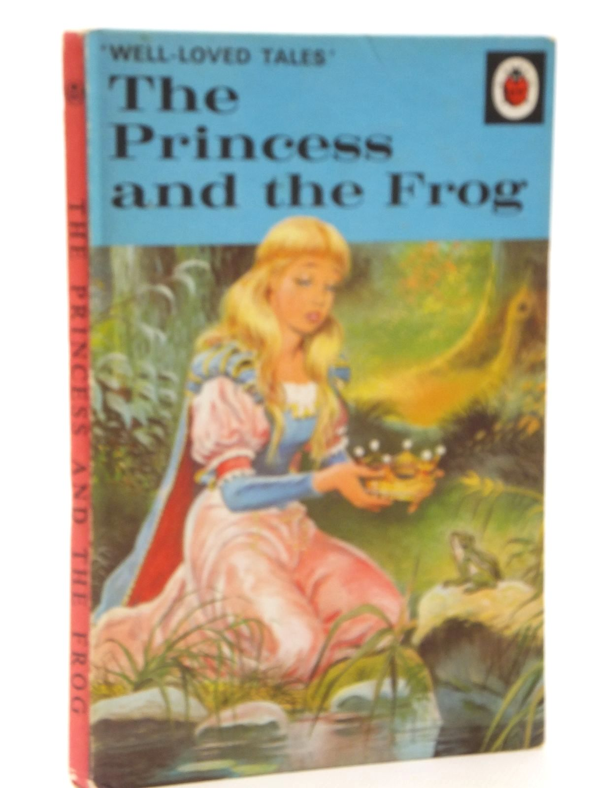 Photo of THE PRINCESS AND THE FROG written by Southgate, Vera illustrated by Capaldi,  published by Ladybird Books (STOCK CODE: 2122263)  for sale by Stella & Rose's Books