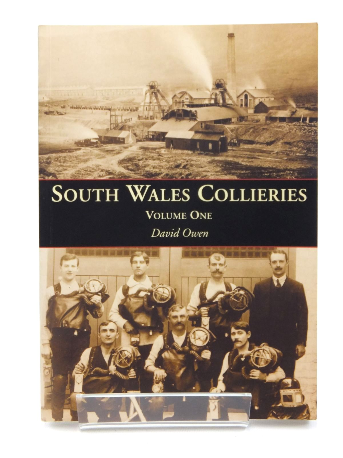 Photo of SOUTH WALES COLLIERIES VOLUME ONE written by Owen, David published by Tempus (STOCK CODE: 2122332)  for sale by Stella & Rose's Books