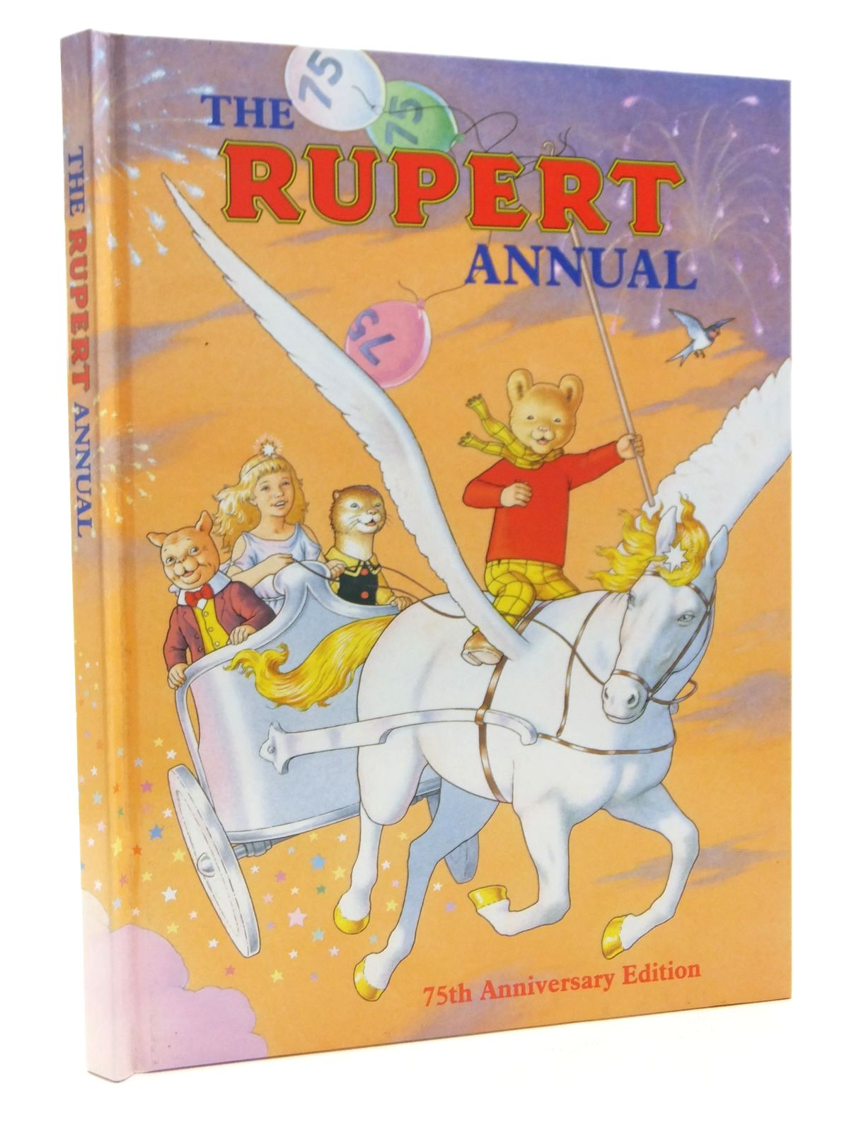 Photo of RUPERT ANNUAL 1995- Stock Number: 2122342