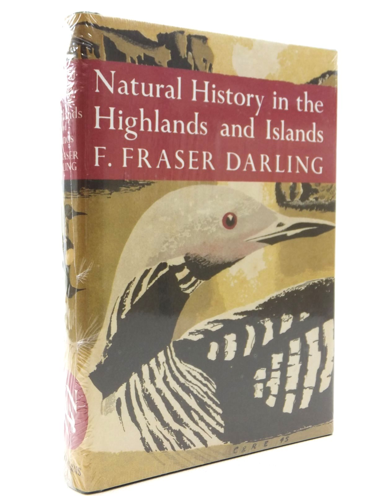 Photo of NATURAL HISTORY IN THE HIGHLANDS & ISLANDS (NN 6) written by Darling, Frank Fraser published by Collins (STOCK CODE: 2122364)  for sale by Stella & Rose's Books