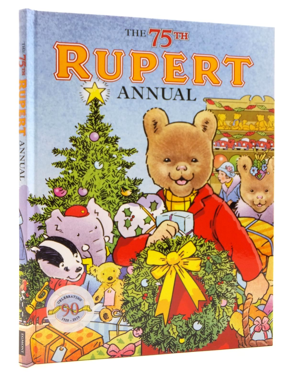 Photo of RUPERT ANNUAL 2010- Stock Number: 2122387