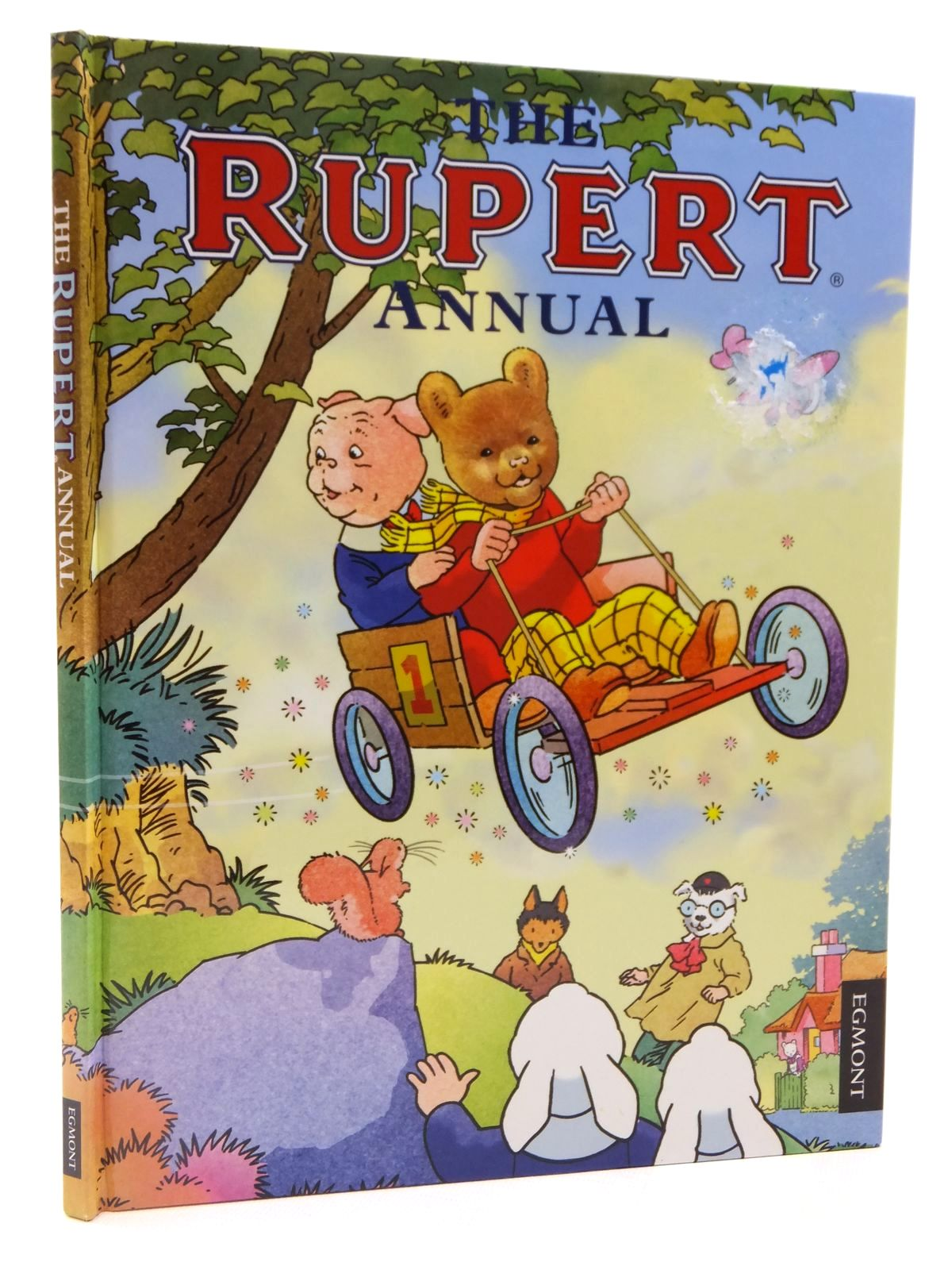 Photo of RUPERT ANNUAL 2013- Stock Number: 2122388