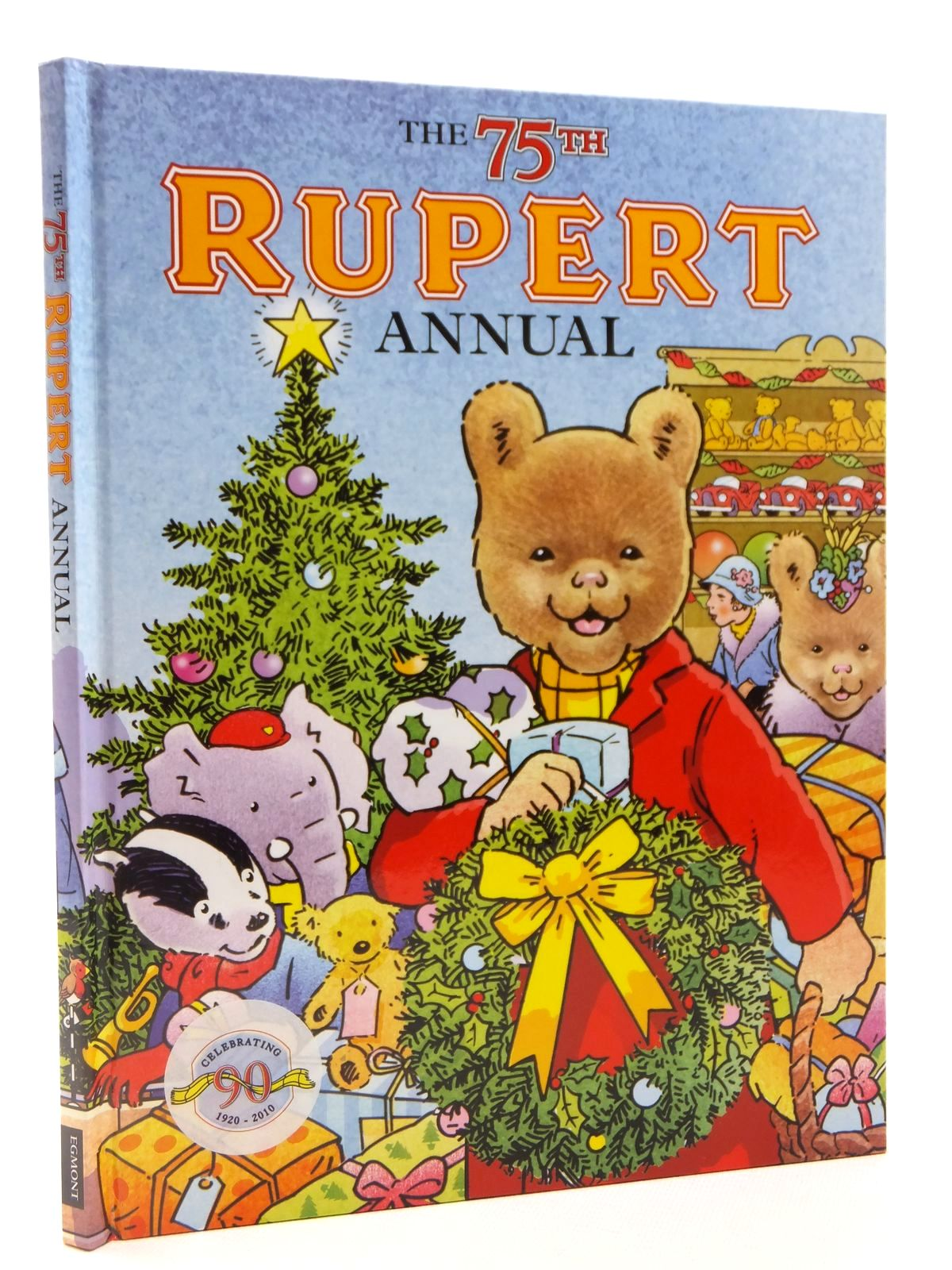 Photo of RUPERT ANNUAL 2010- Stock Number: 2122391