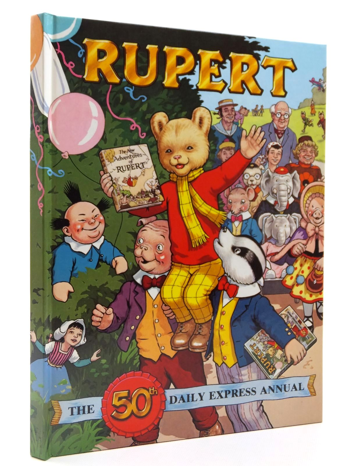 Photo of RUPERT ANNUAL 1985- Stock Number: 2122392