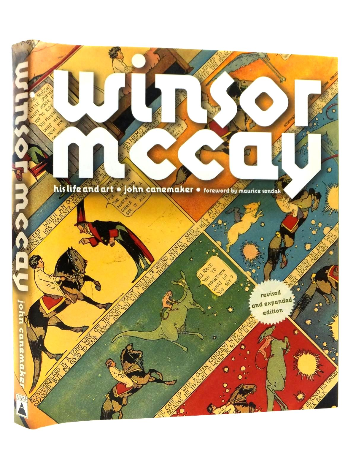 Photo of WINSOR MCCAY HIS LIFE AND ART written by Canemaker, John Sendak, Maurice illustrated by McCay, Winsor published by Harry N. Abrams, Inc. (STOCK CODE: 2122440)  for sale by Stella & Rose's Books