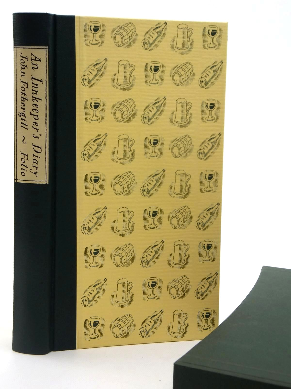 Photo of AN INNKEEPER'S DIARY written by Fothergill, John illustrated by Bailey, Peter published by Folio Society (STOCK CODE: 2122523)  for sale by Stella & Rose's Books